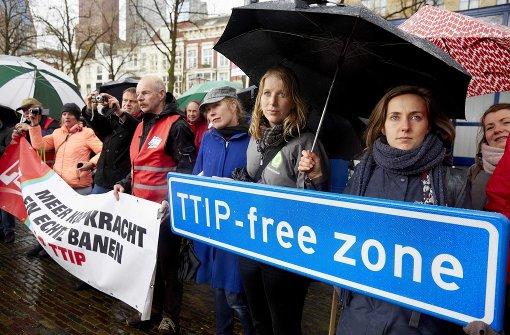Geheime TTIP-Papiere enthüllt