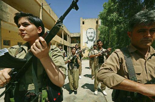 Ankaras Angst vor  einem Kurdenstaat wächst