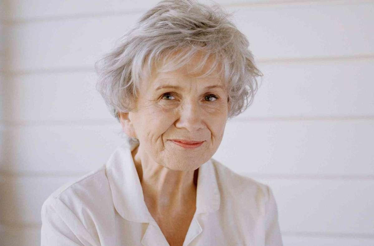 Alice Munro ist eine Meisterin der Kurzgeschichte. Foto: dpa/Derek Shapman