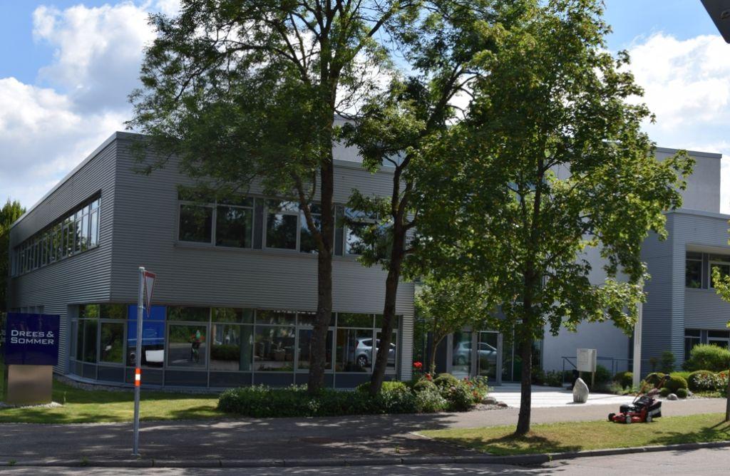Das Unternehmen Drees & Sommer will am Standort Vaihingen expandieren. Foto: Alexandra Kratz