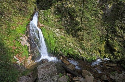 Die Wasserfälle bei Allerheiligen im Schwarzwald finden vermutlich alle Menschen schön. Aber warum eigentlich? Die Universität Stuttgart hat ein Verfahren entwickelt, um die Schönheit einer Landschaft zu bewerten. Foto: dpa