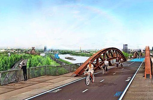 Radschnellwege: Stadt stellt keinen Antrag