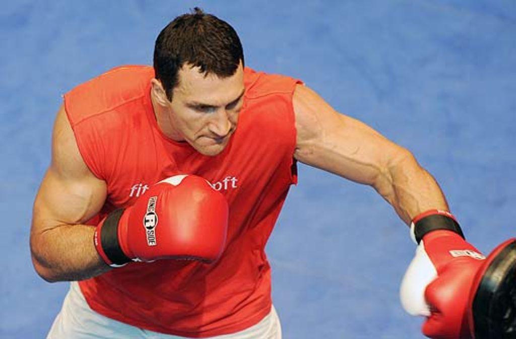 Wann Boxt Klitschko Heute