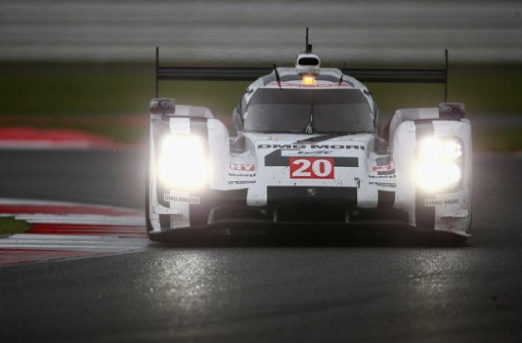 Der Porsche 919 Hybrid soll in Le Mans erfolgreich sein. Foto: Getty Images Europe