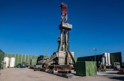 Bayern sucht wieder nach Erdöl