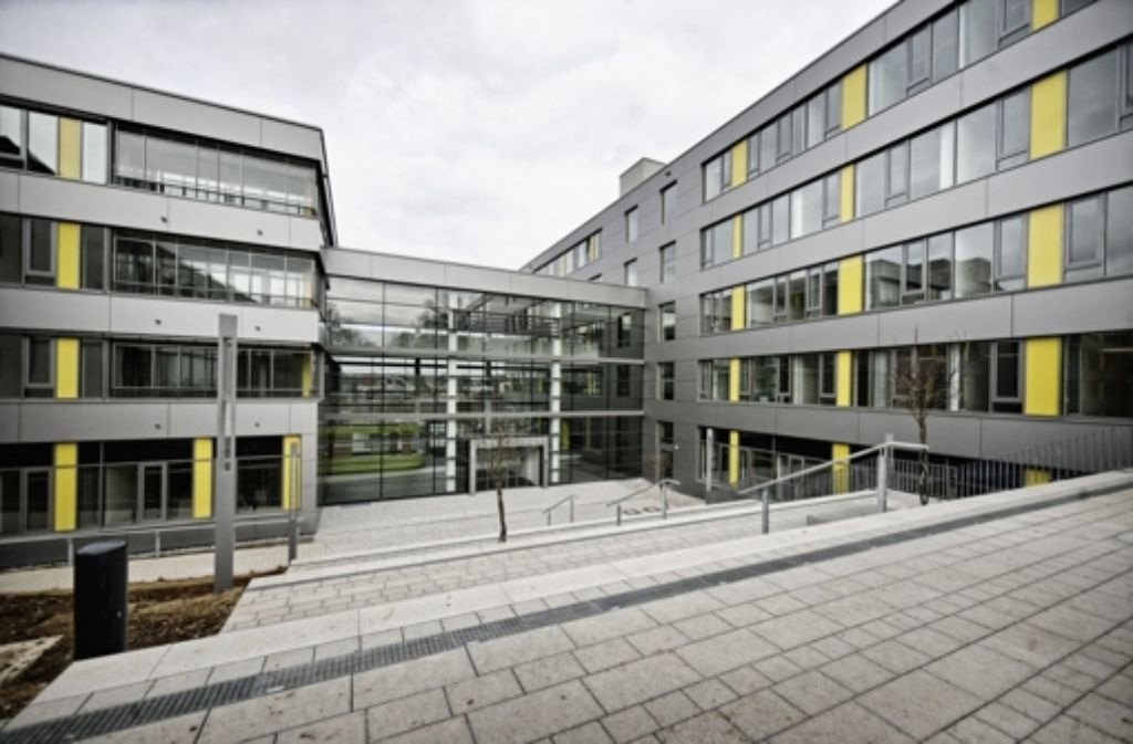 Der Neubau der Psychiatrie in Bad Cannstatt beschäftigt die Kommunalpolitik Foto: Heiss