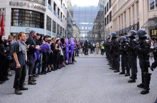 Das hohe Gut des Demonstrationsrechts