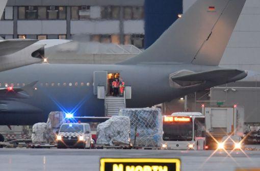 Erster Landkreis fordert Amtshilfe der Bundeswehr an