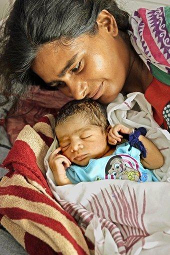 Indien will seine Mädchen retten