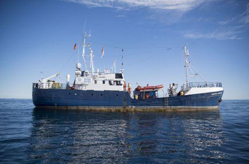 Rettungsschiff-Crew sitzt weiter fest