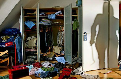 Einbrecherbanden scheuen Region Stuttgart