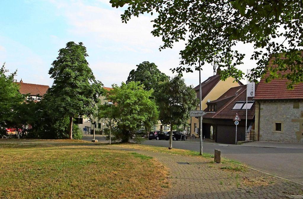 Der Kelterplatz  in Hofen wird kaum genutzt – das soll sich 2019 ändern. Foto: Iris Frey