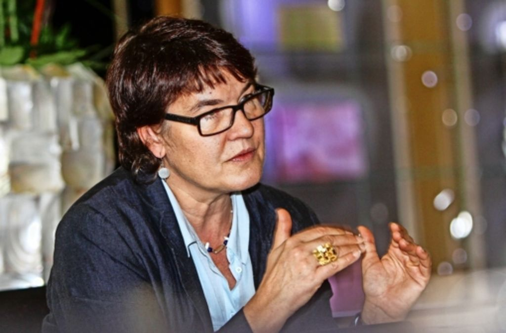 Mechthild Wolff     leitet den Aufarbeitungsprozess. Foto: factum/Bach