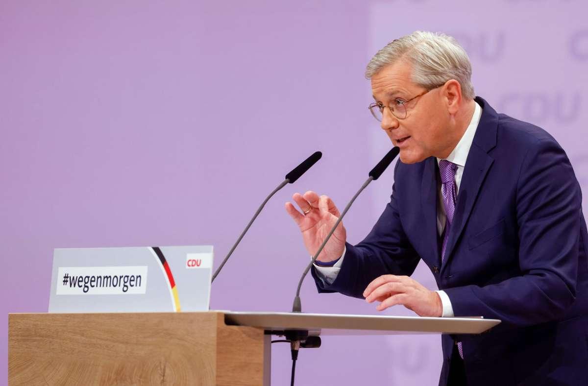 Norbert Röttgen Foto: AFP/ODD ANDERSEN