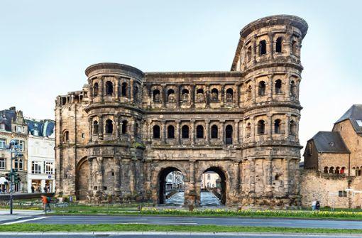 Auf den Spuren der alten Römer