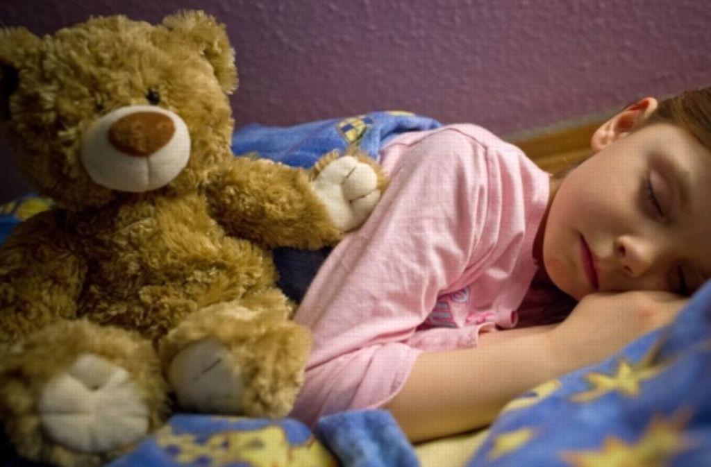 Wer lange und tief schlummert, hat ein besseres Gedächtnis. Foto: dpa