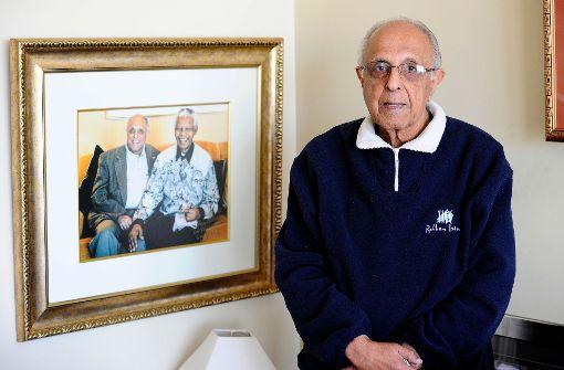 Weggefährte von Nelson Mandela ist tot