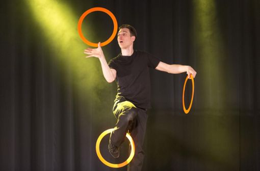 Geballte Jonglierkunst für Jedermann