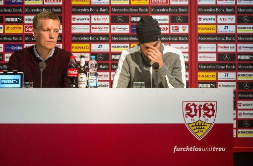VfB-Sportchef bekam Anrufe von besorgten Eltern