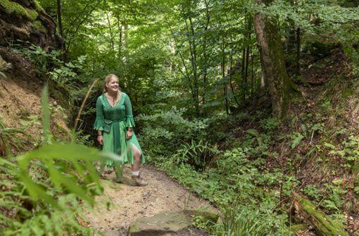 Auf Feensuche im Schwäbischen Wald
