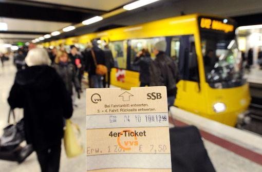 Händler spendieren Fahrscheine an Kunden