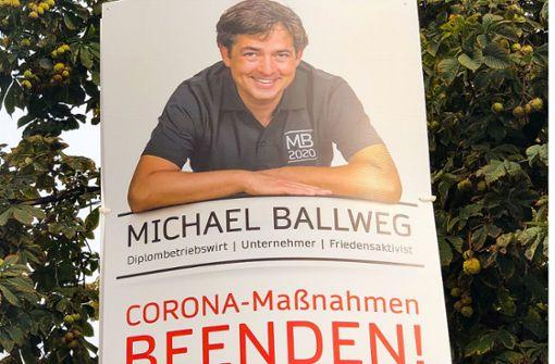 Querdenken und  AfD – Kein Erfolg rechts von der CDU