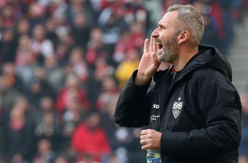 Der VfB und die Frage der Überzeugung