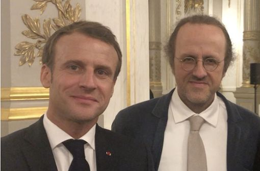 Der Mann, dem Macron vertraut