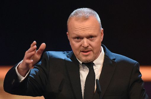 Stefan Raab produziert neue TV-Show