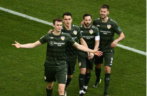 Diese VfB-Elf will es gegen Schalke wissen