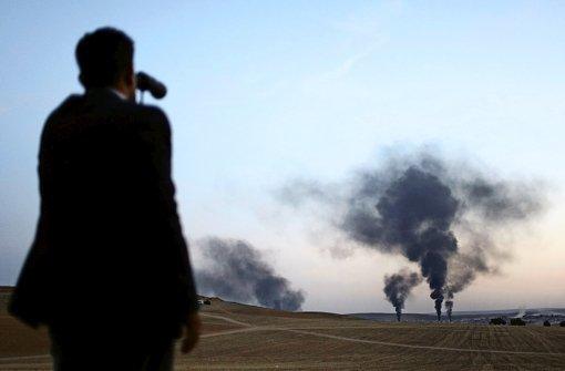Kurden befreien Kobane von IS
