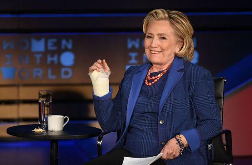 Clinton verspottet US-Präsidenten mit falschem Kennedy-Brief