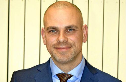 Ronny Habakuk will Steinenbronn voranbringen