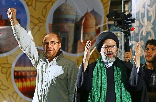 Hassan Ruhani gewinnt Präsidentschaftswahl im Iran