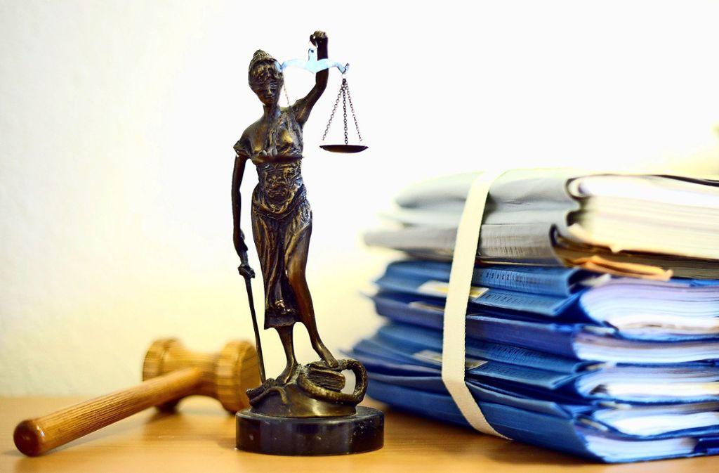 Das Stuttgarter Landgericht muss sich mit einem Fall aus Korntal-Münchingen beschäftigen. Foto: dpa