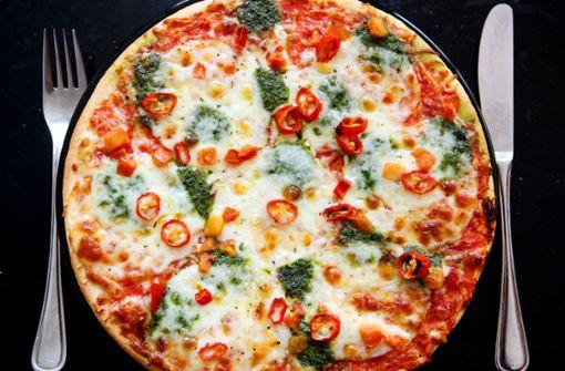 Ladendieb hat es auf Pizza abgesehen