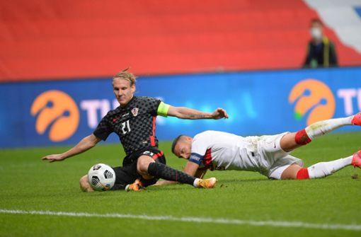 Kroatischer WM-Star spielt eine Halbzeit – und erfährt dann von positivem Test