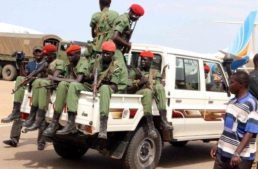 UN-Sicherheitsrat fordert sofortiges Ende der Kämpfe