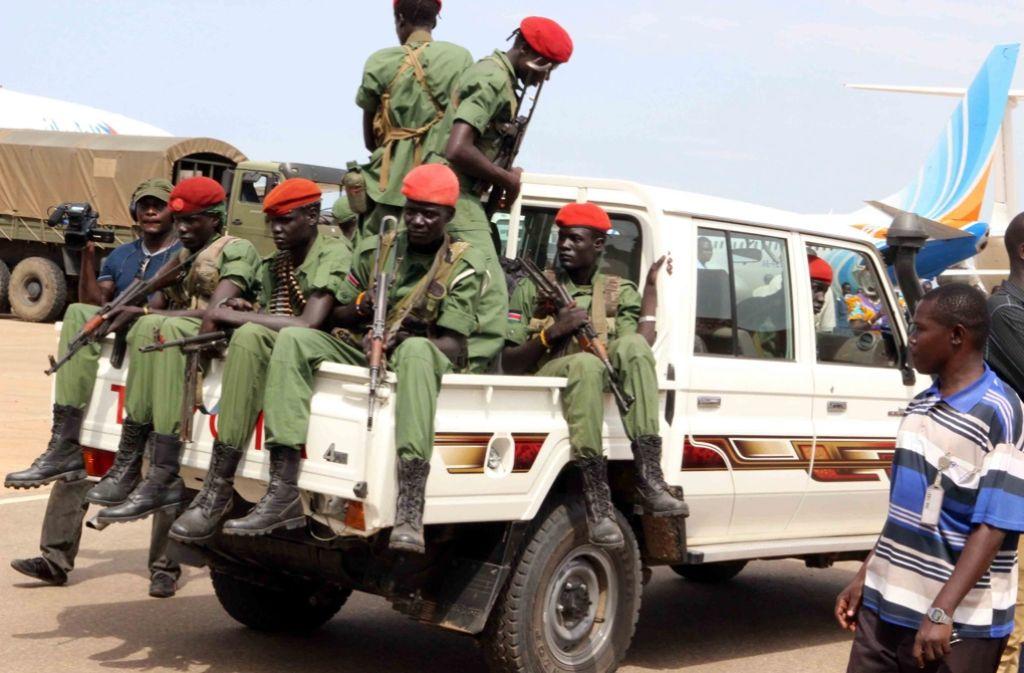 Im Südsudan wird gekämpft. Foto: