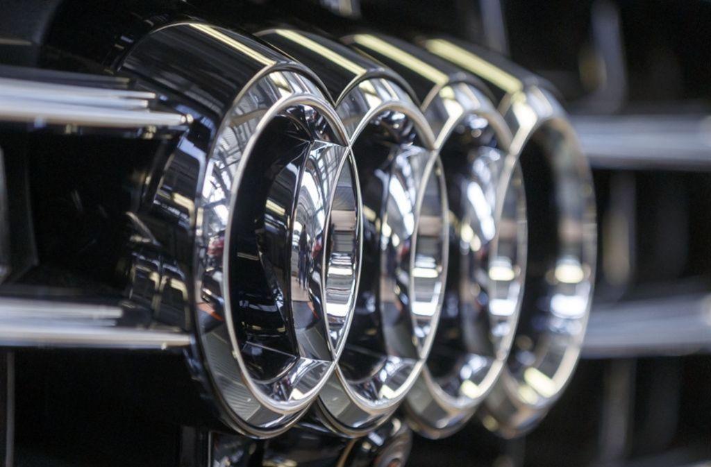 Audi hat im laufenden Jahr 3,6 Prozent weniger Autos verkauft als 2018. (Symbolbild) Foto: dpa