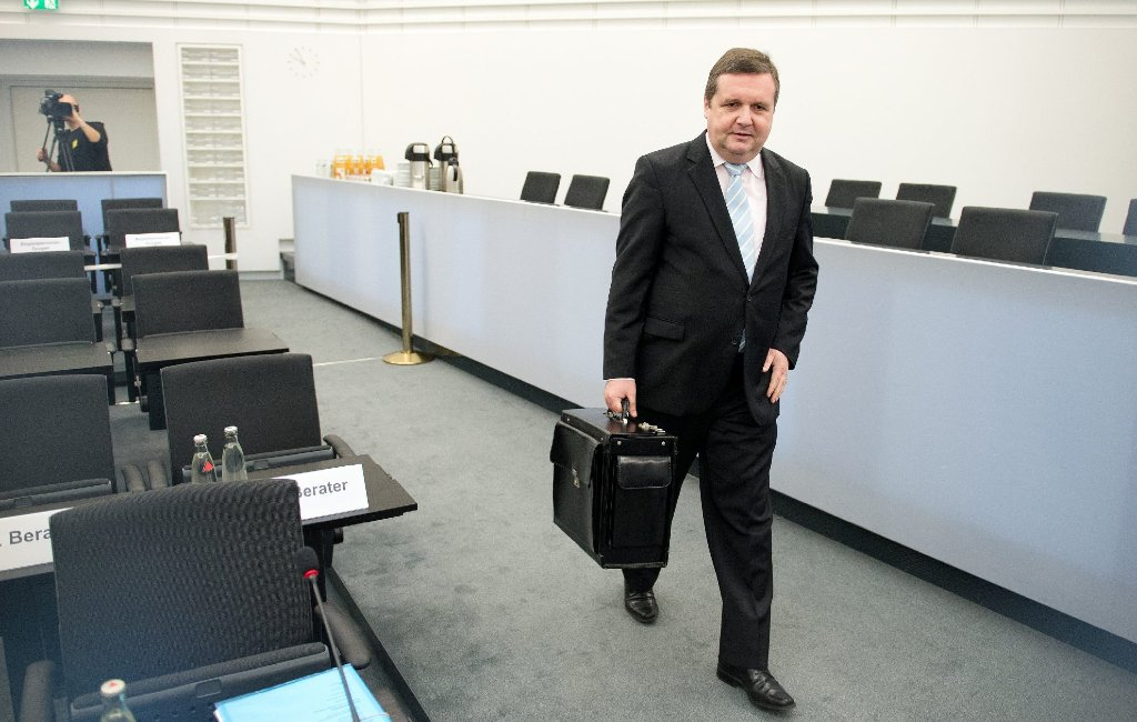 Stefan Mappus ist bei der Verhandlung um den EnBW-Deal dabei.  Foto: dpa