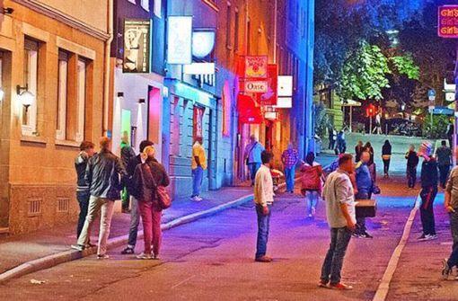 Unzufriedener Freier bedroht Prostituierte
