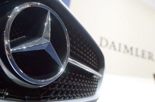 Daimler investiert Milliarden