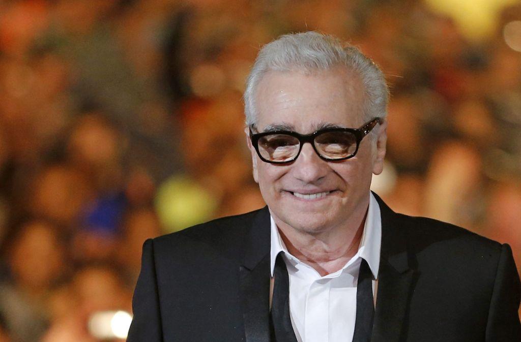 Einer der besten US-Regisseure ever: Martin Scorsese Foto: dpa