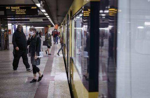 Das sagen Fahrgäste zur Maskenpflicht in Bus und Bahn