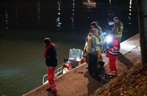 Mann fällt in Neckar und ertrinkt