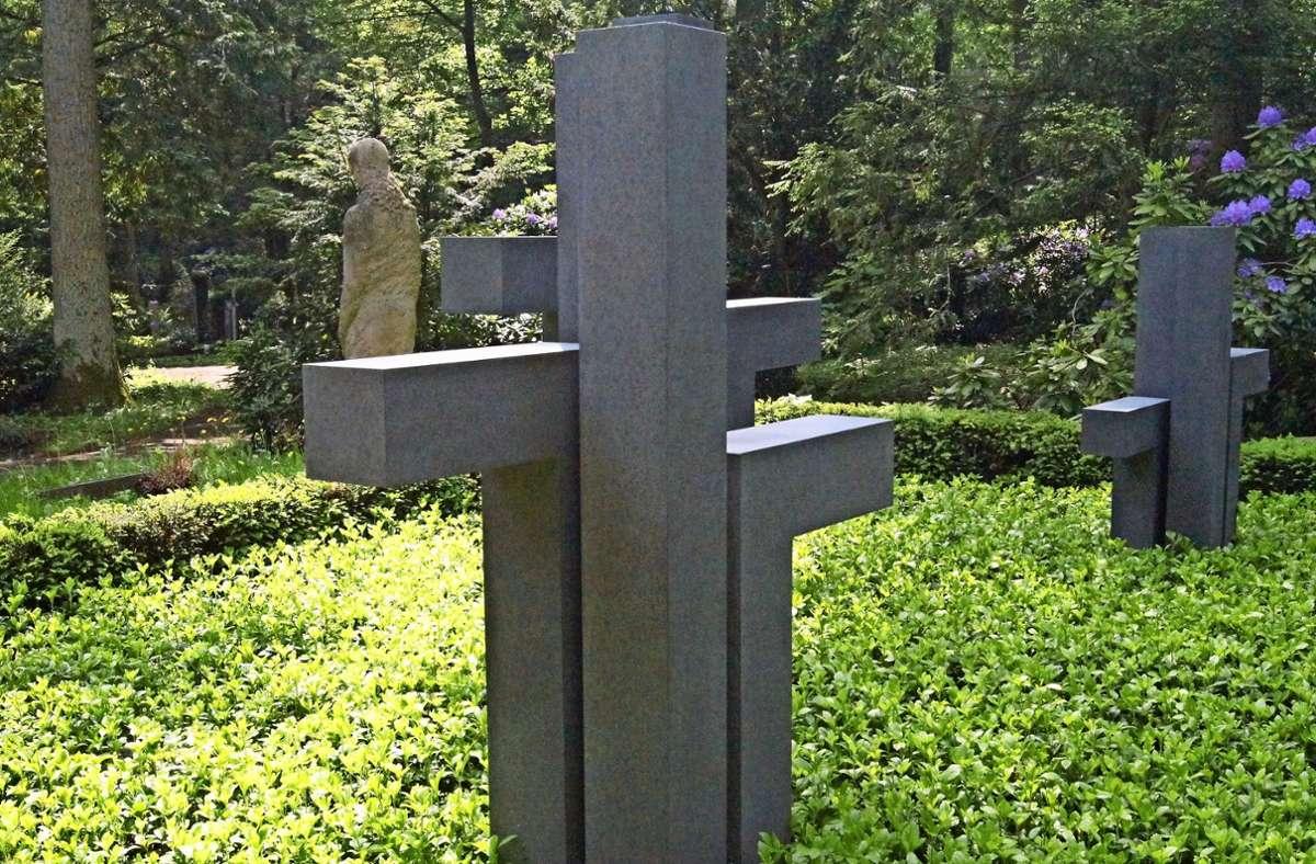 Friedhöfe wie der Waldfriedhof sollten ein Ort der Erinnerung sein. Foto: Archiv/Simone Bürkle