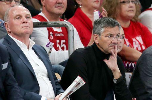 Wird dieser Mann Uli Hoeneß als Bayern-Boss beerben?