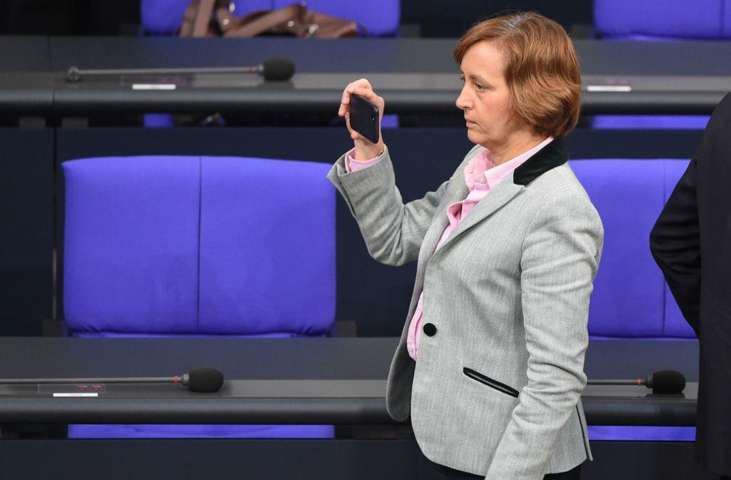Beatrix von Storch erntet auf Twitter scharfe Kritik. Foto: dpa