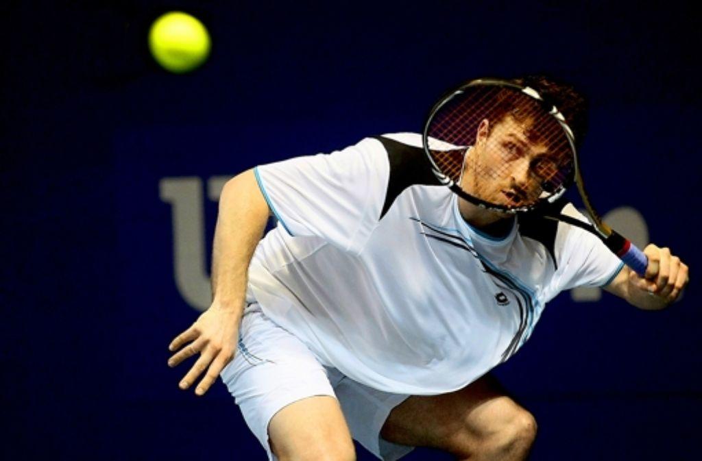 Michael Berrer möchte nach seiner Karriere als Sportpsychologe arbeiten. Foto: Baumann